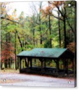 Robbers Shelter Acrylic Print
