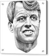Robert Kennedy Acrylic Print