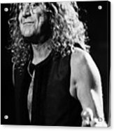 Robert Plant-0039 Acrylic Print