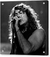 Robert Plant-0041 Acrylic Print