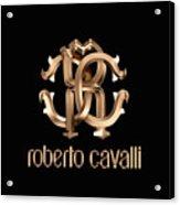 Roberto Cavalli Acrylic Print
