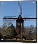 Robertsons Windmill Acrylic Print