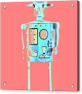 Robot 4 Acrylic Print