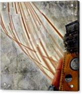 Robot Love Acrylic Print