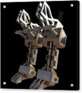 Robotic Limbs Acrylic Print