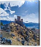 Rocca Calascio Acrylic Print