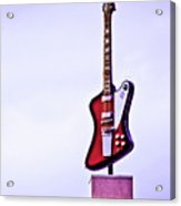 Rock And Roll Acrylic Print