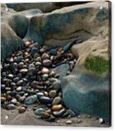 Rock Cradle Acrylic Print