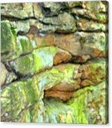 Rock Formation, Wv Acrylic Print