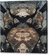 Rock Gods Rock Matron Acrylic Print