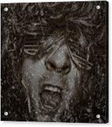 Rock Acrylic Print