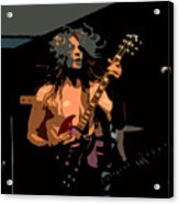 Rock N Roll Acrylic Print
