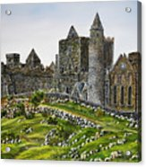 Rock Of Cashel Ireland Acrylic Print
