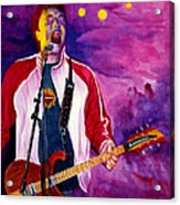Rock On Tom Acrylic Print