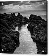 Rock Pool Acrylic Print