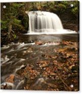 Rock River Falls Acrylic Print