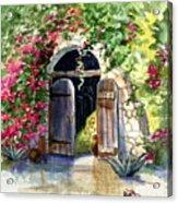 Rock Springs Gate Acrylic Print