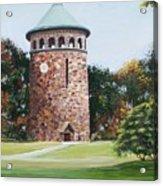 Rockford Tower Acrylic Print