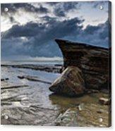 Rockin The Seascape Acrylic Print