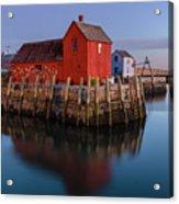 Rockport Ma Fishing Shack - #1 Acrylic Print