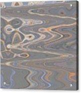 Rocks Along The Beach Acrylic Print