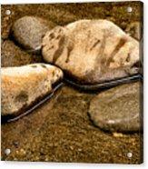 Rocks At Rest Acrylic Print