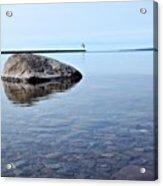 Rocks Of Lake Superior 10 Acrylic Print