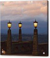 Rocky Butte Lamps Acrylic Print