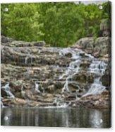 Rocky Falls Ozark National Scenic Riverways Dsc02788 Acrylic Print