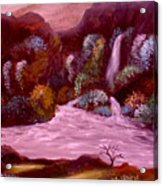 Rocky Inlet 3 Acrylic Print