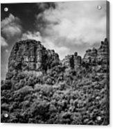 Rocky Landscape Acrylic Print