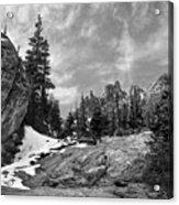 Rocky Mountain Beauty Acrylic Print