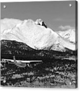 Rocky Mountain Flying  Acrylic Print