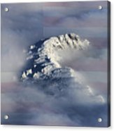 Rocky Mountain High - America The Beautiful Acrylic Print