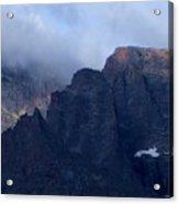 Rocky Mountain Mtns Co Acrylic Print