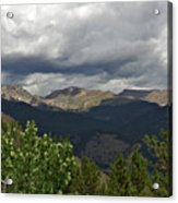 Rocky Mountain National Park 2 Acrylic Print