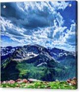 Rocky Mountain National Park I Acrylic Print