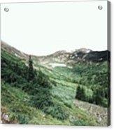 Rocky Mountain Vibes Acrylic Print