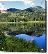 Rocky Mountains Majesty Acrylic Print