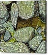 Rocky Nature Acrylic Print