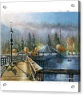 Rocky Point Park Acrylic Print