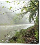 Rocky River #1 Acrylic Print