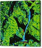 Rocky Support D5b Acrylic Print
