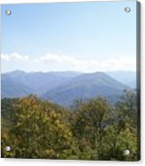 Rocky Top Tennessee 1 Acrylic Print