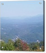 Rocky Top Tennessee 2 Acrylic Print