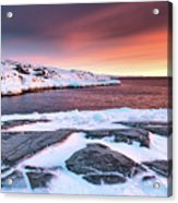 Rodebay Sunset Acrylic Print