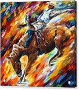 Rodeo - Dangerous Games Acrylic Print