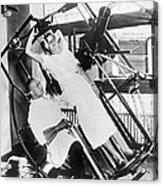 Roentgen X-ray Machine Acrylic Print