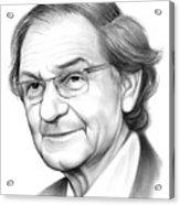 Roger Penrose Acrylic Print