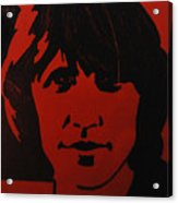 Roger Waters Acrylic Print